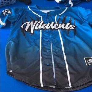 Wildcats worlds jersey